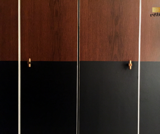 How to DIY Closet Door Makeover