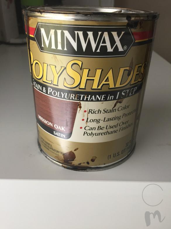 stain laminate polyshades