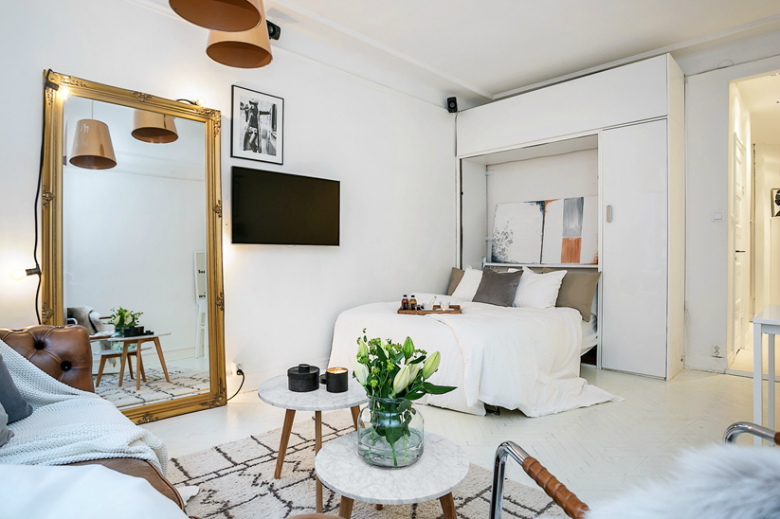 7 Genius Ways To Maximize Space In Your Small Room Chic