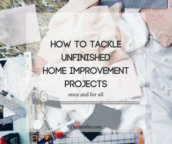 Unfinished Home Improvements