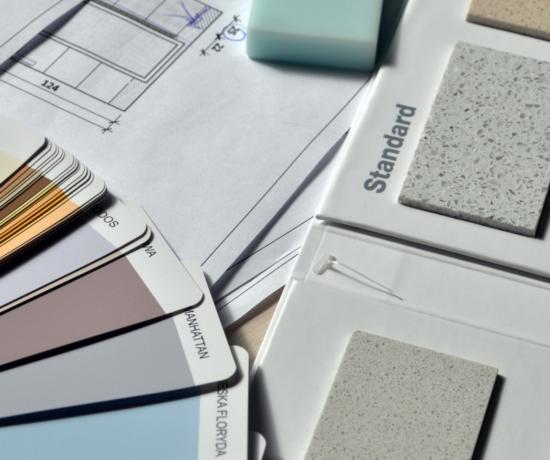 Interior Design materials feature
