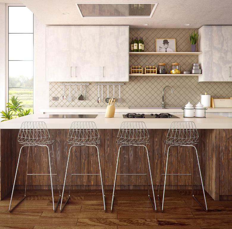 should not DIY kitchen island