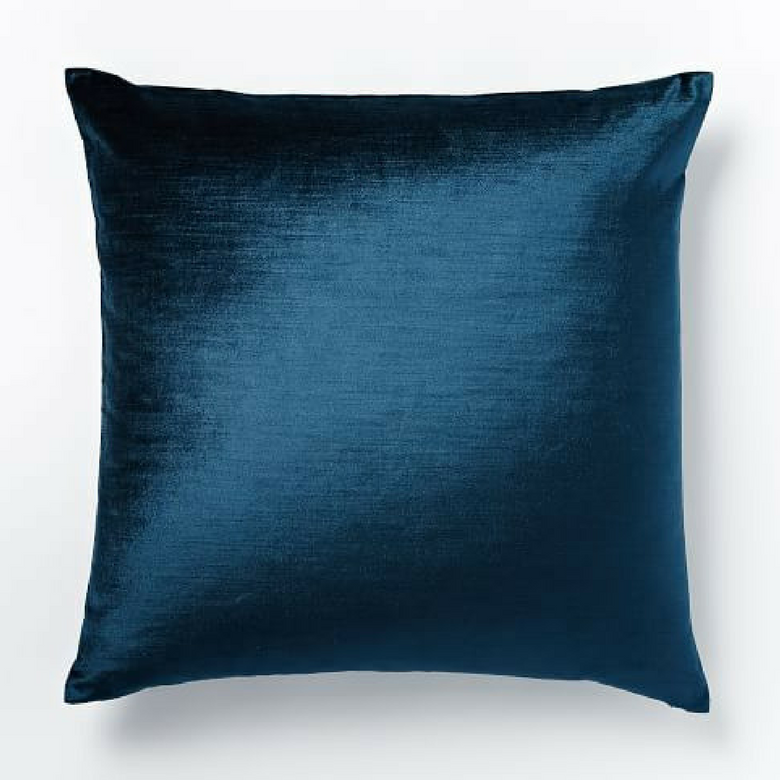 Romantic Pillow Teal alternative