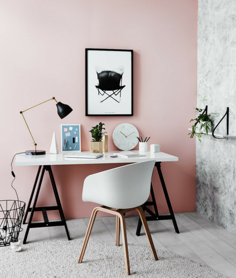 Pink Office