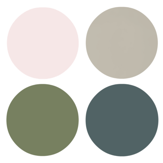 Dusty Paint Colors main page
