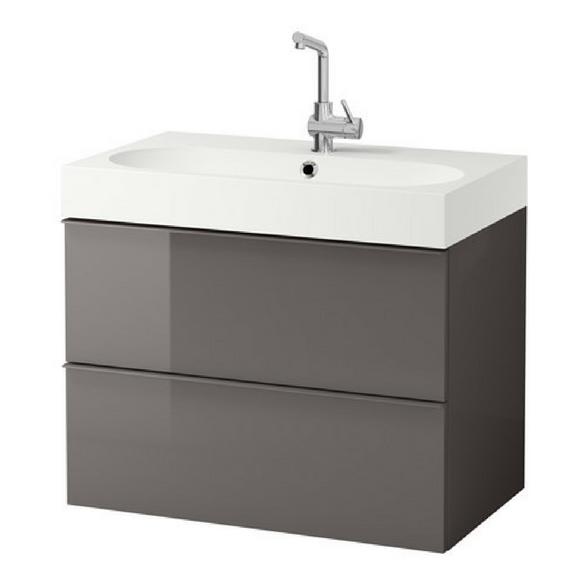 Fresh and Vibrant Bathroom Design