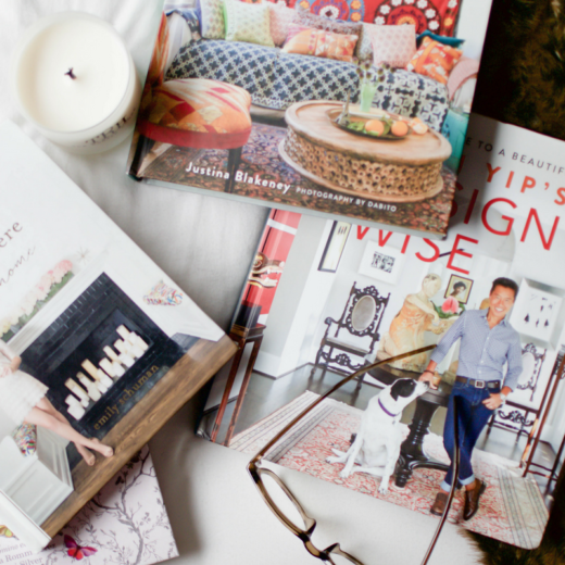 Top Interior Design Books for Your Coffee Table