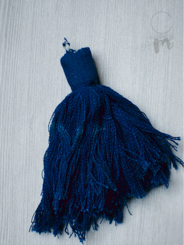 How to Make a Furniture Tassel
