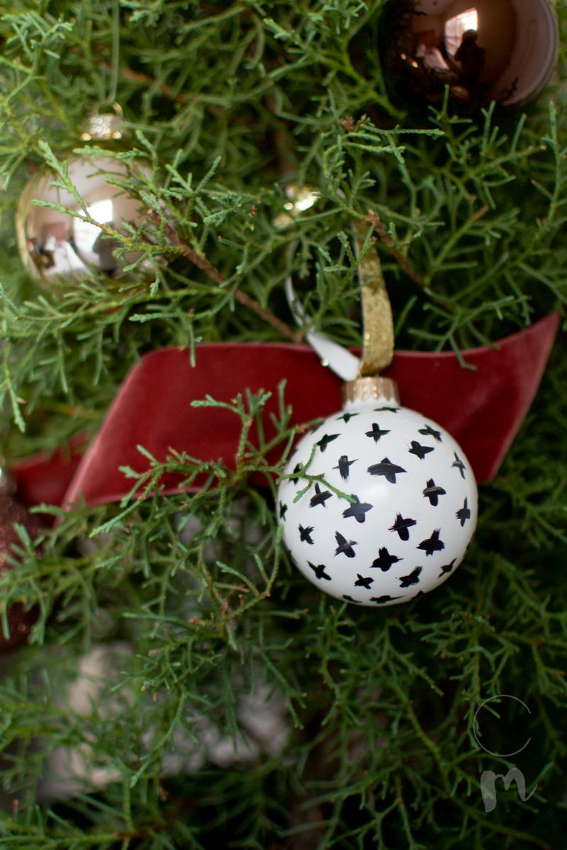 Mini Christmas Tree Alternative