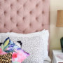 DIY Tufted Headboard: Over-sized Edition
